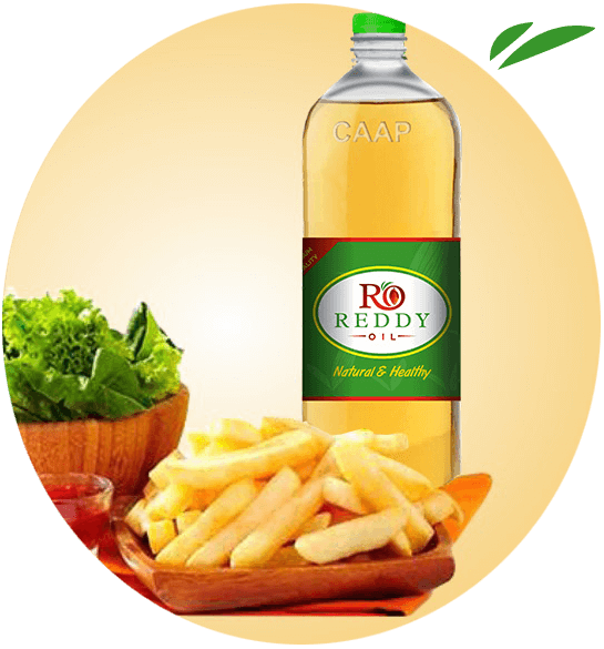 CAAP Reddy Kernel Oil